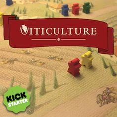 #kickstarter #boardgames #viticulture #wine