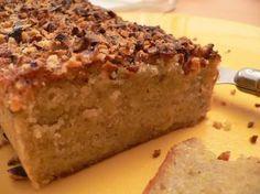 Gâteau de l'écureuil, oftewel eekhoorntjestaart. Een heerlijk recept met noten zowel in het deeg als op de taart. Nu ik net iets teveel noten heb gekocht een prima manier om de rest te verwerken.