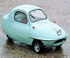 truly mini-car!