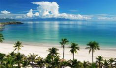 Welcome to Nha Trang beach, Vietnam