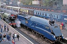 By Don Benn My theme this time is steam out of Marylebone in the and I didn't cover the Great Central line in its heyday; Diesel Locomotive, Steam Locomotive, Steam Railway, Bnsf Railway, Steam Trains Uk, Train Illustration, Heritage Railway, Flying Scotsman, Train Art