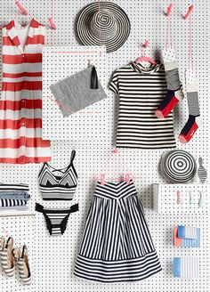 The stripe-infused staples topping our shopping list, now on the #AnthroBlog #Style