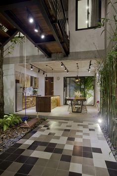 B House | Nhà Bè District, Ho Chi Minh, Vietnam | i.House Architecture and Constructi