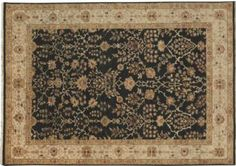The rugs of Persia were the most prized rugs from the ancient Middle East world. The exquisitely detailed re-creation shown here is woven with wonderful mellow antique colorations to achieve a truly remarkable collection of finished rugs for today's homes. This Persian Antique is hand-knotted of pure wool, then washed to a soft finish with subtle yarn changes throughout. This Persian Antiques rug is an extraordinary value considering the quality, design, color and finish.