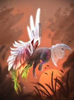 Pokemon: Silvally by EternaLegend