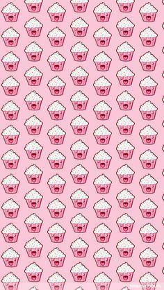 Papéis de parede de comidinhas para o seu celular | Dani Que Disse #cellphone #background #wallpaper
