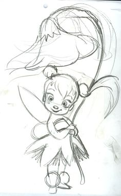 , Over 18 ideas draw sketches Disney Doodles Character Design for 2019 - . , Over 18 ideas draw sketches Disney Doodles Character Design for 2019 - Fairy Drawings, Art Drawings Sketches, Cartoon Drawings, Cool Drawings, Cartoon Art, Baby Cartoon, Disney Doodles, Cute Disney Drawings, Disney Sketches
