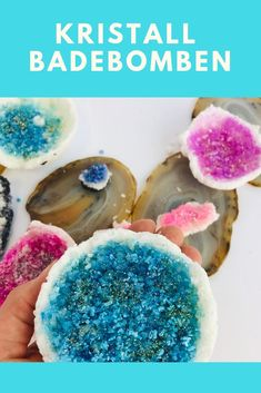 Crystal bath bombs - Birthday Presents Presents For Her, Gifts For Him, Great Gifts, Birthday Rewards, Birthday Gifts, Holiday Break, Mom Day, Heart Melting, Personalized Mugs