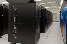 Oak Ridge National Laboratory - Titan Supercomputer