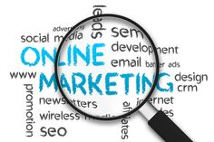 Infographic about future of Online Marketing by SEO experts
