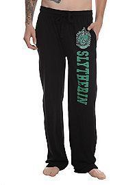 HOTTOPIC.COM - Harry Potter Slytherin Men's Pajama Pants