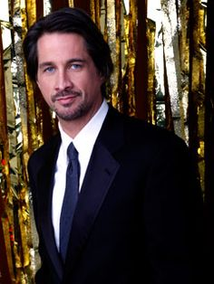 Lt. John McBain (Michael Easton) on General Hospital.