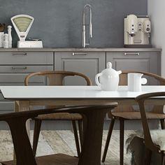 Ponte keuken | Haal de landelijke keuken het moderne leven binnen. 'Ponte' is Italiaans en betekent brug; een overgang tussen landelijk en urbaan.