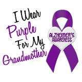 My maternal Grandmother had Alzheimer's, I walk in her memory so others can keep their memories!