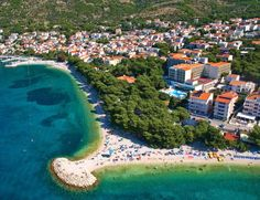 baška voda - hotels Montenegro, Places To Go, Coastal, Beautiful Places, Road Trip, Hotels, Country, World, Water