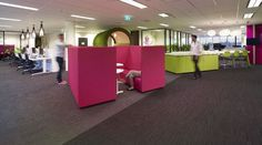 Microsoft office by futurespace, Sydney   Australia office