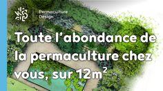 Toute l'abondance de la permaculture chez vous, sur 12m2 et en un week-end…