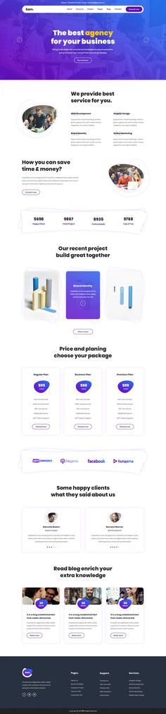 EAM – Agency Template