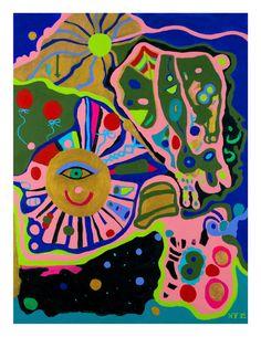 paintings - wendy vasta art