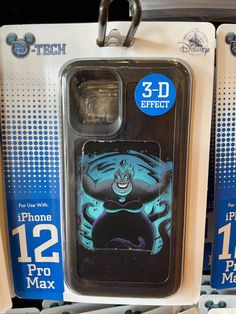 New Disney Villains Phone Cases Will Add An Evil Touch To Your Phone! Disney Phone Cases, Disney Villains, Lunch Box, Phone Cases, Bento Box