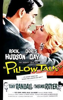 Doris Day Movie Fashion Style: Pillow Talk and Lover Come Back