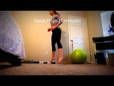 Beginner Full Body Circuit (2) - YouTube