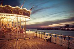 Pier, Brighton, UK