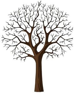 Vector Silhouette Winter Tree Stock Illustration - Illustration of snowcapped, cron: 4751970 Maple Tree Tattoos, Family Tree Art, Cherry Blossom Japan, Tree Clipart, Picture Tree, Arte Country, Bare Tree, Halloween Trees, Winter Pictures
