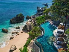 AYANA Resort and Spa, BALI is a luxury boutique hotel in Jimbaran, Indonesia. Book the AYANA Resort and Spa, BALI on Splendia and benefit from exclusive special offers ! Jimbaran Bali, Kuta Bali, Lombok, Bali Resort, Resort Spa, Jungle Resort, Resort Villa, Places Around The World, Oh The Places You'll Go