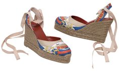 COTY espadrilles .  Sweeping along la Croisette in a cabriolet or zooming along The Corniche in a convertible - COTY catches much more than admiring glances. www.espadrillesetc.com Made in Spain