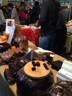 Salon du Chocolat Paris 2013