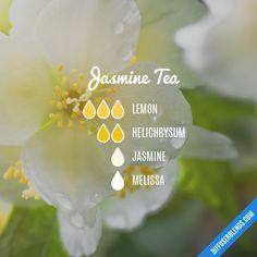 Jasmine Tea - Essential Oil Diffuser Blend