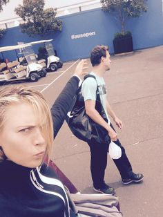 "Maria Sharapova "" Someone doesn't like #selfies. Oh well #AusOpen """