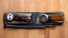 Worn and Wound's Stylish Watch Fold