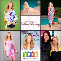 Kelly's Kloset- Katherine Kelly Lang Kaftan range- episode coming soon!  Watch it here: http://youtu.be/-uxkyZN4NUw