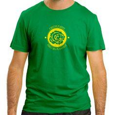 Camiseta CasaTyrell de Juego de Tronos