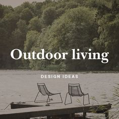 Open the doors, extend your home and utilize the outdoor space to dine, relax and spend time together with loved ones. And naturally, your outdoor should be as stylish as your indoor.