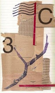 "blankbook:  "" (via leuke post: agenda collage week 19)  """