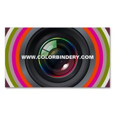 Single Eye Position 1 Business Card #zazzle #colorbindery #giftideas #coolproducts #productoftheweek #businesscards #businesscarddesigns #custombusinesscards #businesstools #smallbusiness