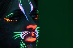 UV/Neon Paint #Neon #UV #Body #Paint