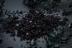100% biodegradable, natural confetti. Wildflower petals. Perfect for black aesthetic wedding. #blackaesthetic #weddingconfetti #confetti #biodegradableconfetti #wedding #2020wedding Biodegradable Confetti, Biodegradable Products, Wedding Confetti, How To Dry Basil, Wild Flowers, Herbs, Fruit, Natural, Black