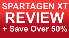 Spartagen XT Review From Edge Bioactives