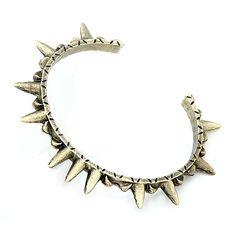 """""""The Minispike"""" Bronze Bracelet"""
