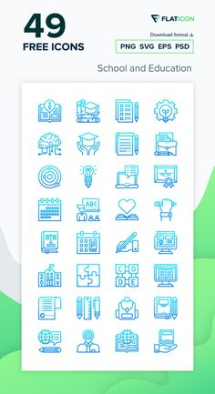 49 free vector icons of School and Education designed by srip Free Icons Png, Vector Icons, Vector Free, Education Icon, Free Icon Packs, Brainstorm, Site Design, Enough Is Enough