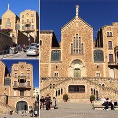 #santuari #santuario #sanctuary de Sant Josep de la #muntanya #montaña #mountain #Barcelona #arquitectura #architecture #historicism #historicismo #historicisme #48hopenhousebcn
