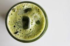 This Rawsome Vegan Life: glowing morning juice