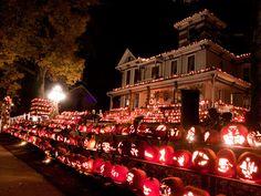 Best Halloween Festivals - Halloween Celebrations Across America - Country Living
