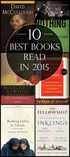 The Best 10 Book I Read in 2015 | Parchment Girl