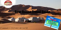 Why you will discover #Morocco with #MoroccoTravelAgency? Get more info @ http://camelsafaries.net/
