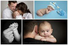 Gemini Visuals Creative Photography // White Rock/South Surrey, BC, Canada // www.geminivisuals.com |  Newborn photographs baby boy  by gemini visuals creative photography